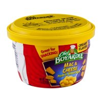 Chef Boyardee Microwave Macaroni & Cheese 7.5oz Cup