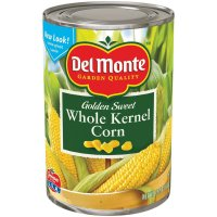 Del Monte Golden Sweet Corn Whole Kernel 15.25oz Can