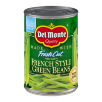 Del Monte Fresh Cut French Style Green Beans 14.5oz Can