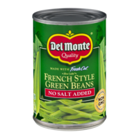 Del Monte Fresh Cut French Style Green Beans No Salt Added 14.5