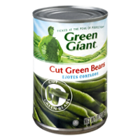 Green Giant Cut Green Beans 14.5oz Can product image