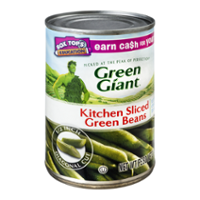 Green Giant Kitchen Sliced Green Beans 14.5oz Can