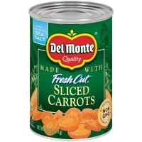 Del Monte Fresh Cut Carrots Sliced 14.5oz Can