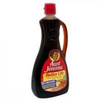 Aunt Jemima Syrup Butter Lite 24oz BTL