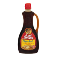 Aunt Jemima Syrup Butter Rich 24oz BTL