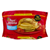 Aunt Jemima Pancakes Buttermilk 12CT 14.8oz Bag