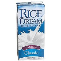 Rice Dream Rice Drink Classic Vanilla 32oz. CTN