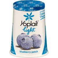 Yoplait Light Yogurt Blueberry Patch 6oz Cup