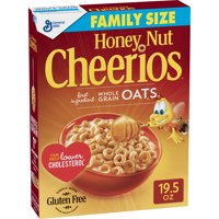 General Mills Honey Nut Cheerios 21.6oz Box product image