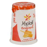 Yoplait Original Yogurt Orange Creme 6oz Cup product image