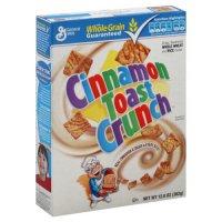 General Mills Cinnamon Toast Crunch Cereal 12.2oz Box