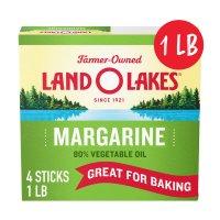 Land O Lakes Margarine Sticks 4 Quarters 1LB Box product image