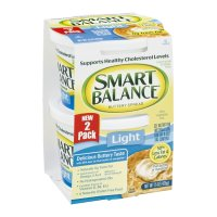 Smart Balance Buttery Spread Light 2CT of 7.5oz Tubs