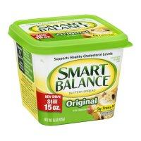 Smart Balance Buttery Spread Original 15oz Tub