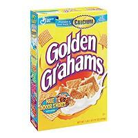 General Mills Golden Grahams Cereal 16oz Box