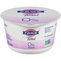 Fage Greek Yogurt Plain Nonfat 6oz Cup