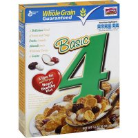 General Mills Basic 4 Cereal 16oz Box product image