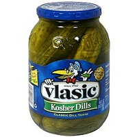 Vlasic Pickles Kosher Dill Wholes 46oz Jar