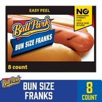 Ball Park Bun Size Franks 8CT Hot Dogs 15oz PKG product image
