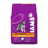 Iams Active Maturity Dry Dog Food 17.5LB Bag