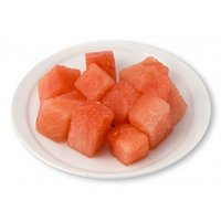 Watermelon Chunks Convenience Cut Fruit Approx. 14-18oz PKG
