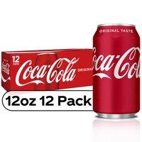 Coke Classic 12PK of 12oz Cans