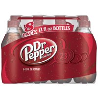 Dr Pepper 8 Pack of 12oz Bottles product image