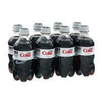 Coke Diet 8 Pack of 12oz Bottles product image
