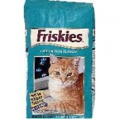 Friskies Seafood Sensations Dry Cat Food 3.15LB Bag