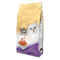 Fancy Feast Chicken & Turkey Dry Cat Food 3LB Bag