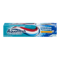 Aquafresh Triple Protection Cavity Protection Toothpaste 5.6oz PKG