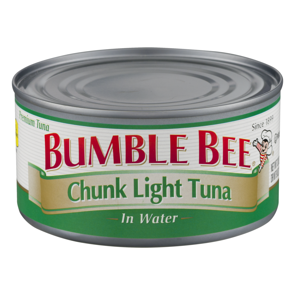 bumble bee chunk light tuna in water 12oz can garden grocer. Black Bedroom Furniture Sets. Home Design Ideas