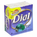 Dial Bath Soap Antibacterial Mountain Fresh 3PK of 4oz Bars