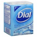 Dial Bath Soap Antibacterial Spring Water 3PK of 4oz Bars