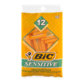 Bic Disposable Shaver Sensitive Skin 10CT PKG