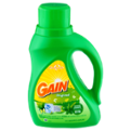 Gain Liquid Laundry Detergent Original fresh 40oz.2x Concentrate BTL