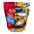 Tyson Chicken Strips Crispy with White Meat 25oz Bag