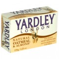 Yardley Bath Soap Oatmeal & Almond 4.25oz Bar