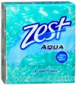 Zest Bath Soap Aqua 3PK of 4oz Bars