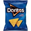 Doritos Tortilla Chips Cool Ranch 10oz Bag