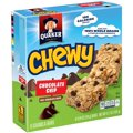 Quaker Chewy Granola Bars Chocolate Chip 8CT 6.7oz