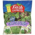 Fresh Express Salad 50/50 Mix 5.5oz PKG