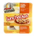 Lunchables Extra Cheesy Pizza 3CT 4.2oz Box