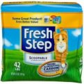 Fresh Step Scoopable Clumping Cat Litter 40LB