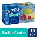Capri Sun Beverage Pacific Cooler 10CT of 6.75oz EA