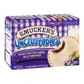 Smucker's Uncrustables Peanut Butter and Grape Jelly 4CT