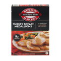 Boston Market Turkey Medallions with Mashed Potatoes and Vegetables 13oz Box