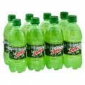 Mountain Dew 8 Pack of 12oz Bottles