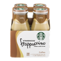 Starbucks Frappuccino Coffee 4PK of 9.5oz Bottles