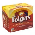 Folgers Classic Roast Singles 19CT 3oz Box